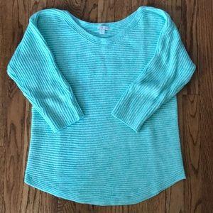New York & Company Chunky Knit Sweater M